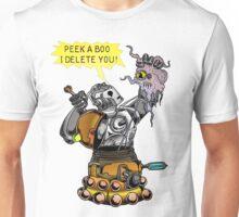 Cyber vs Dalek Unisex T-Shirt