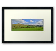 The Peak District: Great Ridge Framed Print