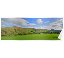 The Peak District: Great Ridge Poster