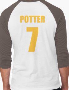 Potter 7 Top Men's Baseball ¾ T-Shirt