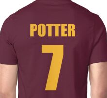 Potter 7 Top Unisex T-Shirt