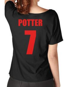 Potter 7 Top Women's Relaxed Fit T-Shirt