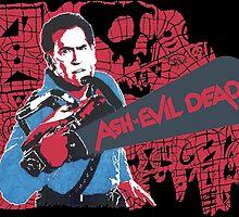 Ash vs. Evil Dead by 8thDimension