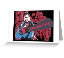 Ash vs. Evil Dead Greeting Card