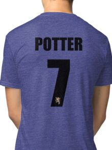 Potter 7 Top Tri-blend T-Shirt