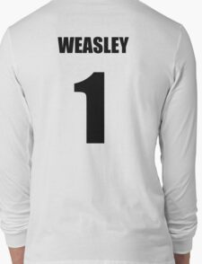 Weasley 1 Top Long Sleeve T-Shirt