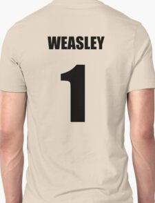 Weasley 1 Top Unisex T-Shirt