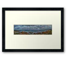 West Cape, Victoria - Australia Framed Print