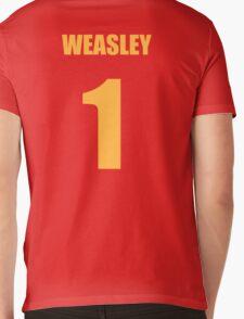 Weasley 1 Top Mens V-Neck T-Shirt