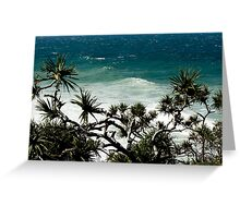 Framed - Stradbroke Island Greeting Card