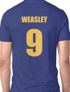 Weasley 9 Top Unisex T-Shirt