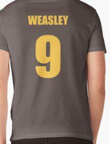 Weasley 9 Top Mens V-Neck T-Shirt