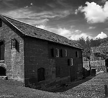 Stretton Watermill by David J Knight