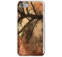 Misty Trees iPhone Case/Skin