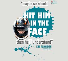 """""""Hit him in the face"""" 