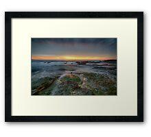 Whale Beach Framed Print