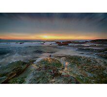 Whale Beach Photographic Print