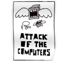 Attack of the Computers Poster