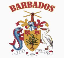 Barbados Coat of Arms by GreatSeal