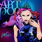Lady Gaga - Queen of Art, Goddess of Pop by AlliVanes