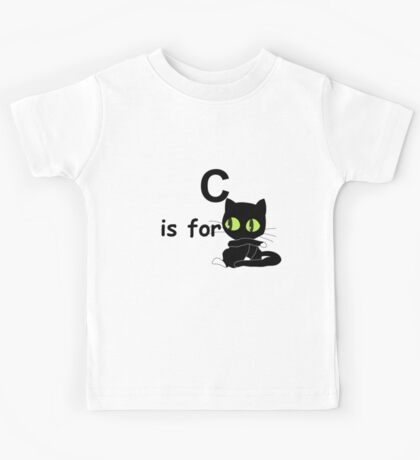 C is for ...V3 Kids Tee