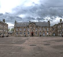 Parade Ground by Andrew Pounder