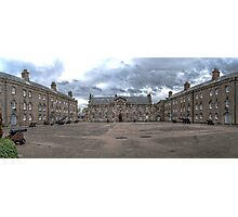 Parade Ground Photographic Print