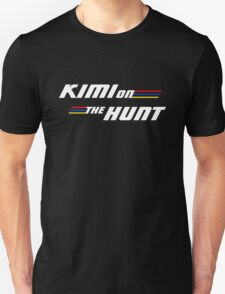 Kimi on the Hunt Unisex T-Shirt