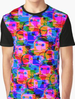 Cyber Trip Graphic T-Shirt