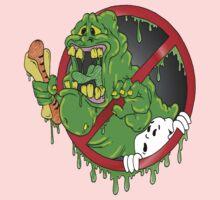 Ghostbusters Slimer Baby Tee