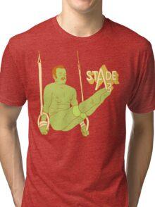 Mr. Oizo - Stade 3 Tri-blend T-Shirt