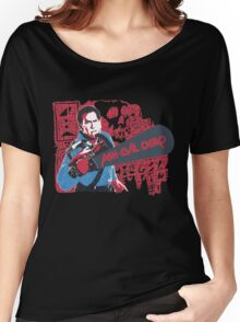 Ash vs. Evil Dead Women's Relaxed Fit T-Shirt