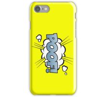 Poof iPhone Case/Skin