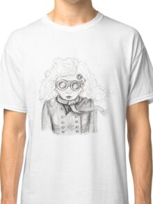 In the blustery weather Classic T-Shirt