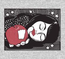 Snow white's slumber Kids Clothes