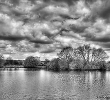 Branston Water Park Again by David J Knight