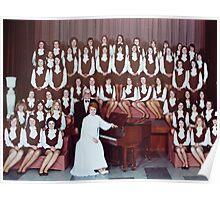 Doncaster Wheatsheaf Girls Choir Poster