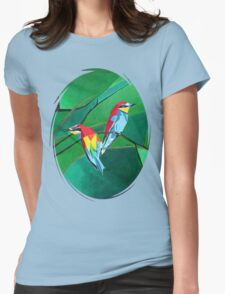 Brightly Colored European Bee-eaters T-Shirt