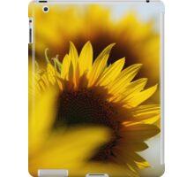 Sunflower...2 iPad Case/Skin