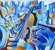city jazz by paumorales