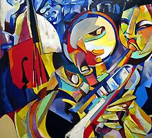 trio i trompeta by paumorales