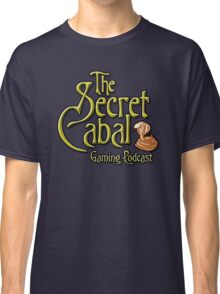The Secret Cabal Gaming Podcast Tee Shirt Classic T-Shirt