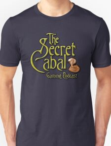The Secret Cabal Gaming Podcast Tee Shirt T-Shirt
