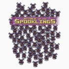 Attack of the Spooklings - Horde by Carles Salas