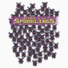 Attack of the Spooklings - Horde by Carles Salas