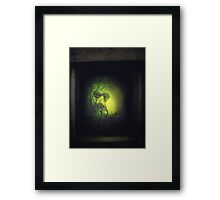 Because the Night Framed Print