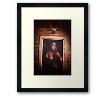 The Girl Without Hands Framed Print