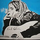Kurt Cobain by Colin  Laing