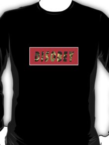 Camo Disobey Alternate Colorway 2 T-Shirt