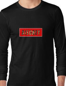 Camo Disobey Alternate Colorway 2 Long Sleeve T-Shirt